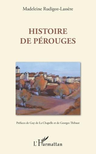 Couverture Histoire de Perouges