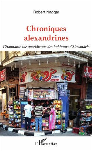 Couverture Chroniques alexandrines