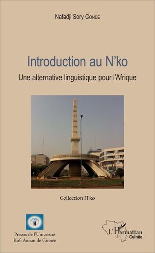 Couverture Introduction au n'ko
