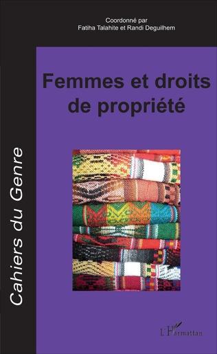 Couverture Femmes et droits de propriété