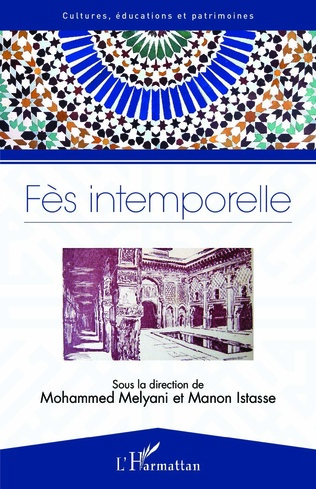 Couverture Fès intemporelle