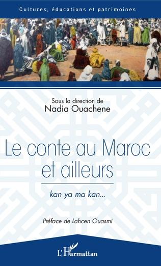 Couverture Le conte au Maroc et ailleurs