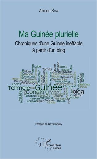 Couverture Ma Guinée plurielle