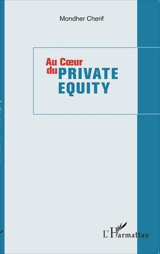 Couverture Au coeur du private equity