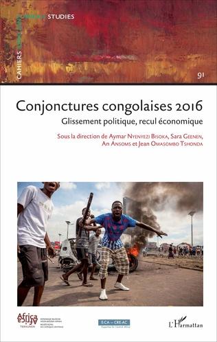 Couverture Conjonctures congolaises 2016