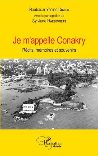 Couverture Je m'appelle Conakry