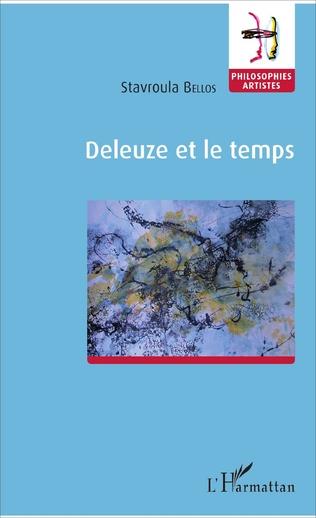 Couverture Deleuze et le temps