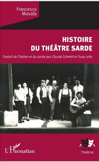 Couverture Histoire du théâtre sarde