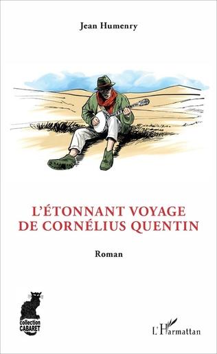 Couverture L'Étonnant voyage de Cornélius Quentin