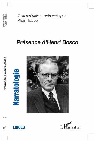 Couverture Présence d'Henri Bosco