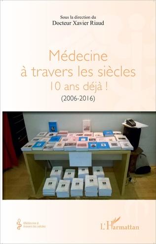 Couverture Médecine à travers les siècles