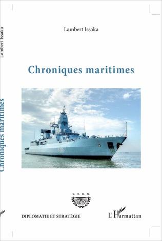 Couverture Chroniques maritimes