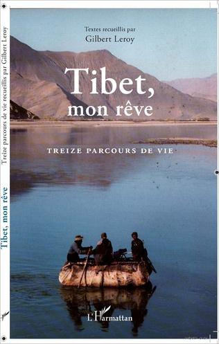 Couverture Tibet, mon rêve