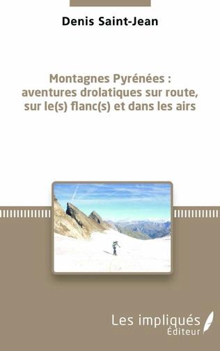 Couverture Montagnes Pyrénées