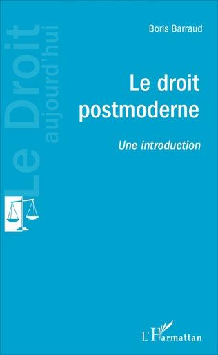 Couverture Le droit postmoderne