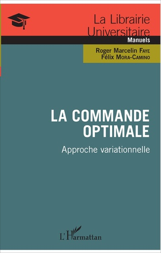 Couverture La commande optimale