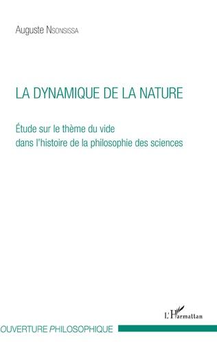 Couverture La dynamique de la nature