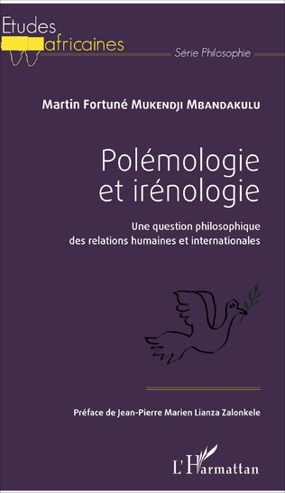 Couverture Polémologie et irénologie