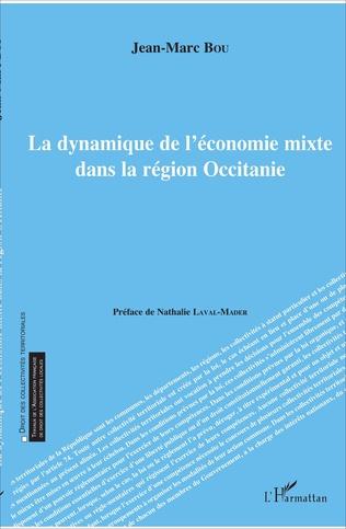 Couverture La dynamique de l'économie mixte dans la région Occitanie