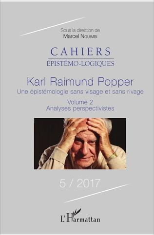 Couverture Karl Raimund Popper Volume 2