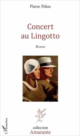 Couverture Concert au Lingotto