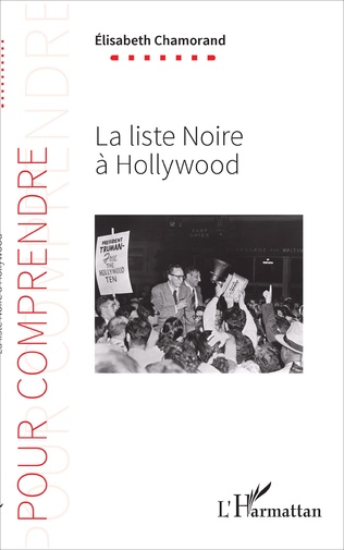 Couverture La liste noire à Hollywood