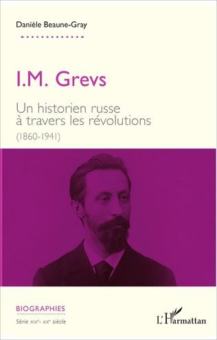 Couverture I. M. Grevs