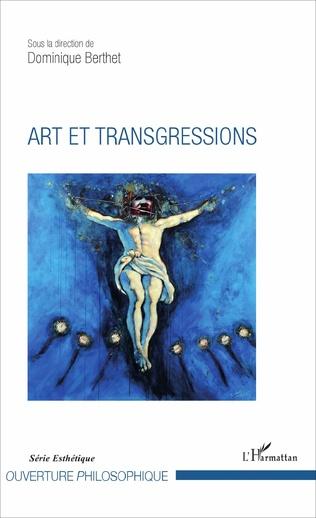 Couverture Art et transgressions