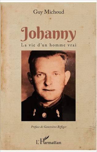 Couverture Johanny