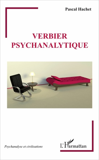 Couverture Verbier psychanalytique