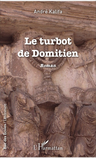 Couverture Le turbot de Domitien