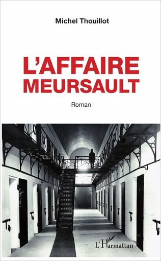 Couverture L'Affaire Meursault