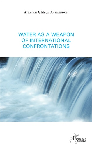 Couverture Water as a weapon of international confrontations
