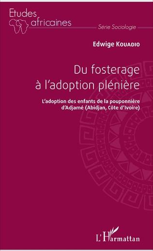 Couverture Du fosterage à l'adoption plénière
