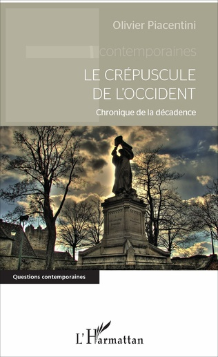 Couverture Le crépuscule de l'Occident