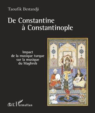 Couverture De Constantine à Constantinople