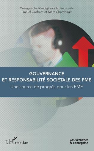 Couverture Gouvernance et responsabilité sociétale des PME