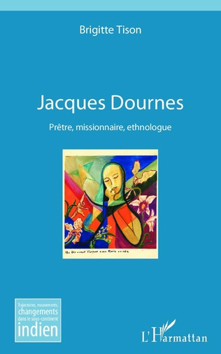 Couverture Jacques Dournes