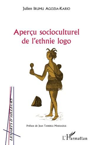 Couverture Aperçu socioculturel de l'ethnie logo