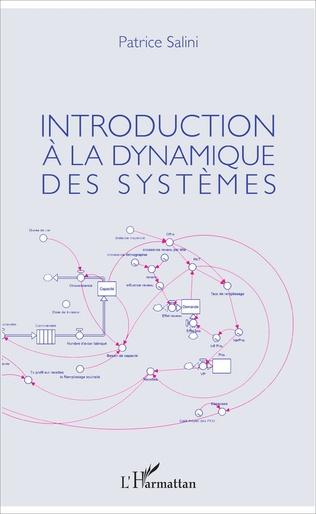 Couverture Introduction à la dynamique des systèmes