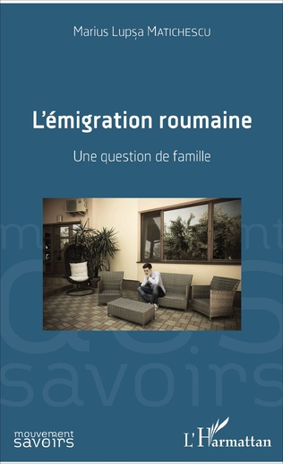 Couverture L'émigration roumaine