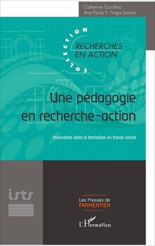 Couverture Une pédagogie en recherche-action