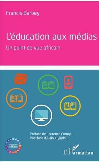 Couverture L'éducation aux médias