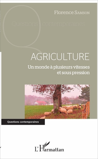 Couverture Agriculture