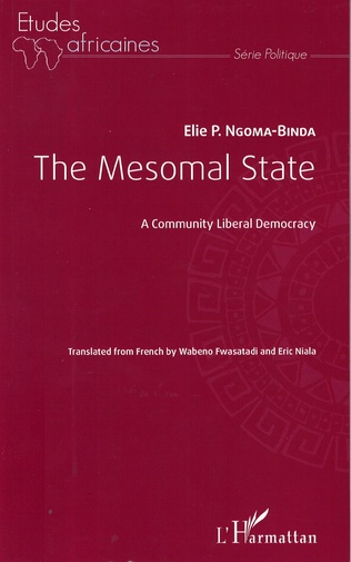Couverture The Mesomal State