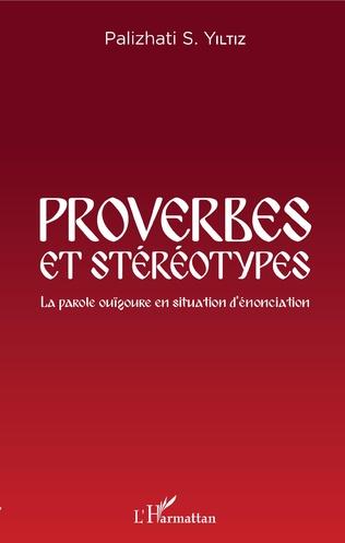 Couverture Proverbes et stéréotypes