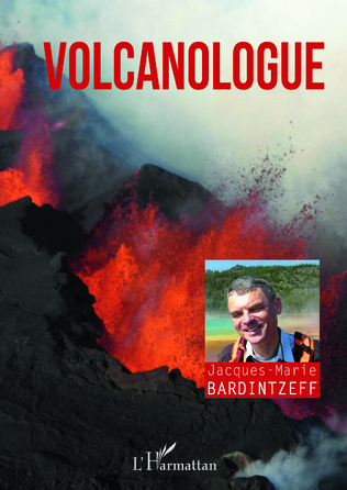 Couverture Volcanologue