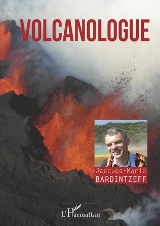 Couverture Volcanologue