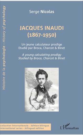 Couverture Jacques Inaudi (1867-1950)