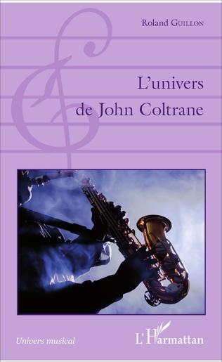 Couverture L'univers de John Coltrane